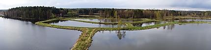 Bassins de Kühnsteinteich