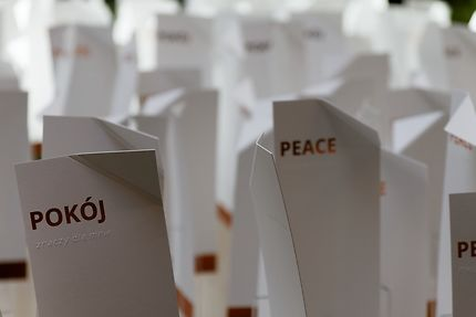 Pokoj - Peace