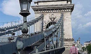 Széchenyi-Lánchíd (Pont des Chaînes)