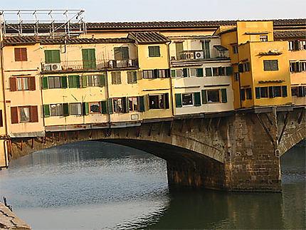 Le pont Vecchio
