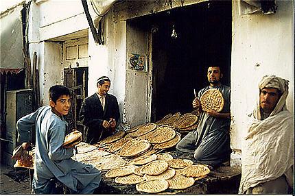 Boulangerie-pain traditionnel sans levure