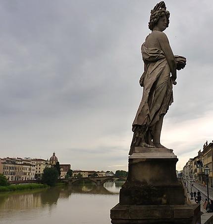 L'Arno à Florence