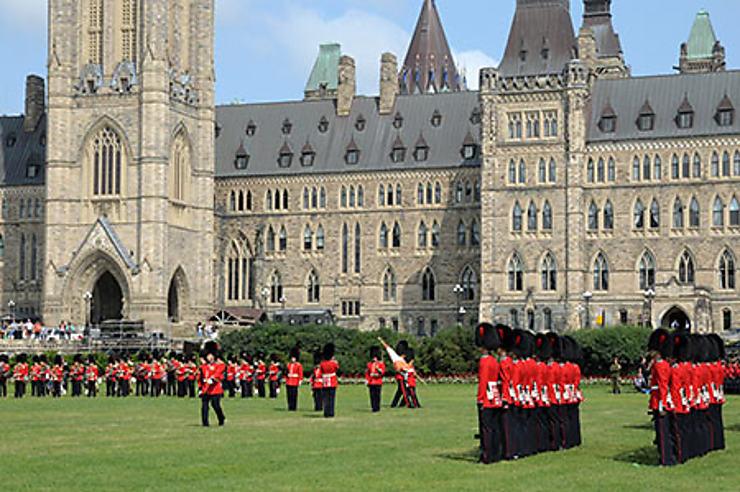 Ottawa, la capitale entre deux mondes