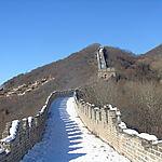 Grande muraille à Mutianyu