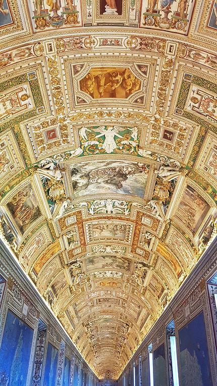 Galerie des cartes au Vatican