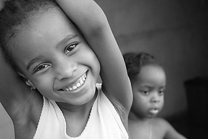 Sourire de Kawéni
