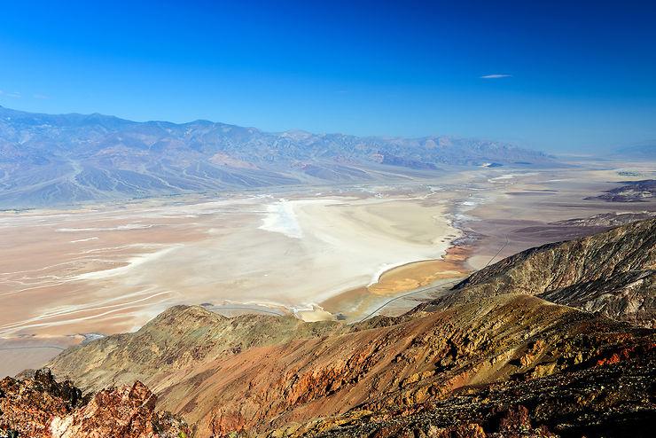 Parc national de Death Valley (Californie, Nevada)