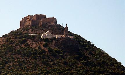 Le fort de Santa-Cruz à Oran