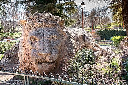 Le Lion d'Ifrane