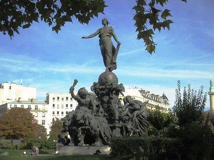 Le Triomphe de la République