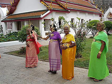 Femmes thaï