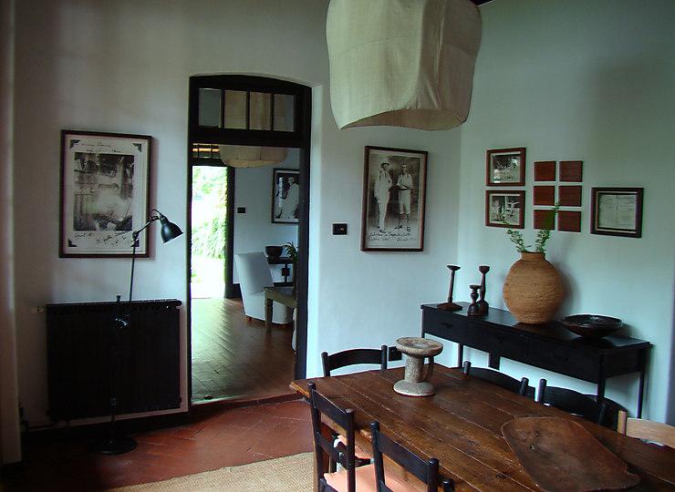 Satyagraha House, où souffle l'esprit de Gandhi