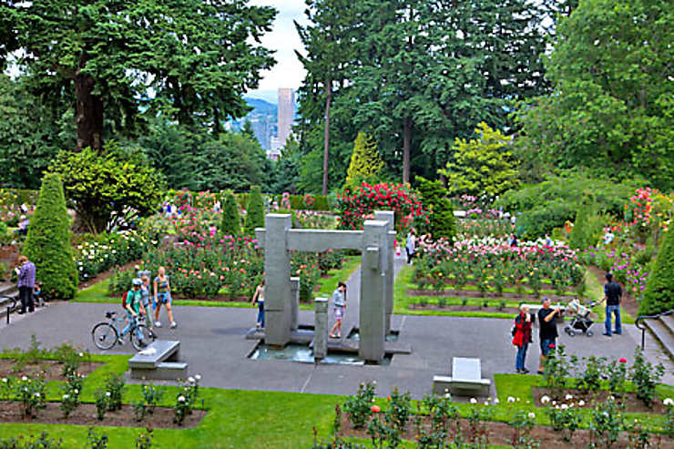 Portland, la verte