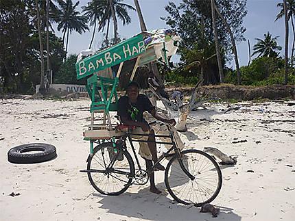 Vendeur de mangues