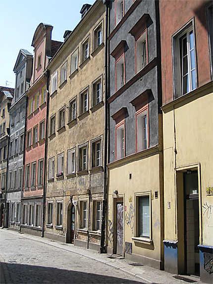 Wroclaw: ulica Psie Budy