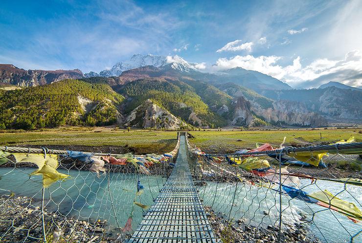 Tour des Annapurnas - Népal