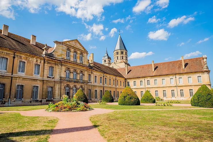 Cluny et le Clunisois : en Bourgogne, côté Sud