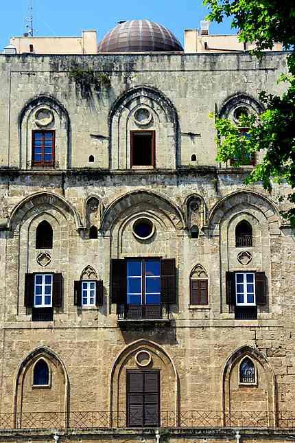 Palerme : il Palazzo dei Normanni