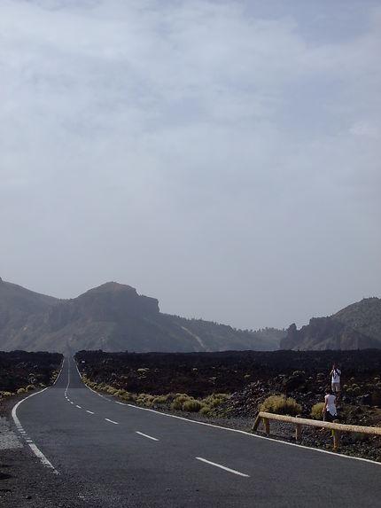 Tenerife sur la route du Teide