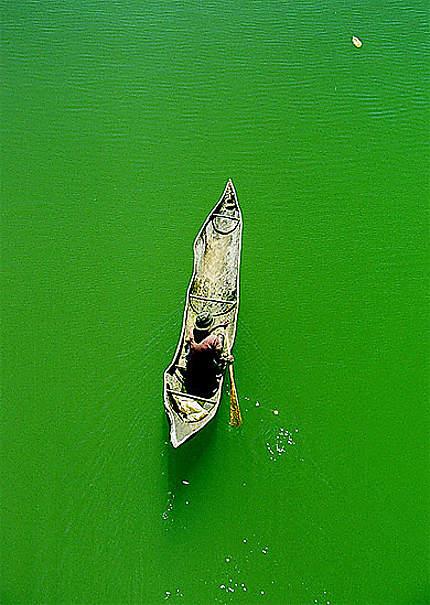 Pêcheur à Manakara