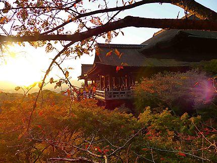 Temple Kiyomisu-dera
