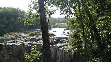 Baron falls - Nord Queensland Australie