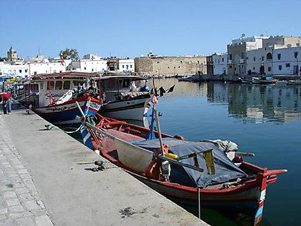 Le port de Bizerte