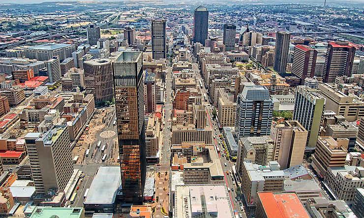 Johannesburg, au cœur de la nation arc-en-ciel