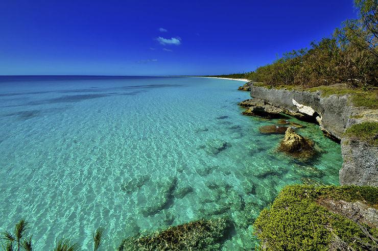 Plages d'Ouvéa, îles de la Loyauté - Nouvelle-Calédonie