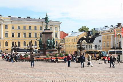 Midi à Helsinki