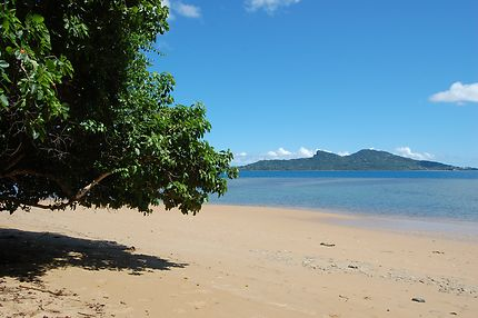 Plage de Kani-Kéli à Mayotte