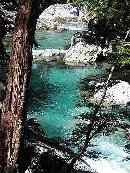 Routeburn River