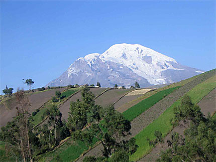 Le mont Chimborazo