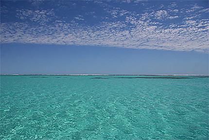 Couleurs de Coral Bay