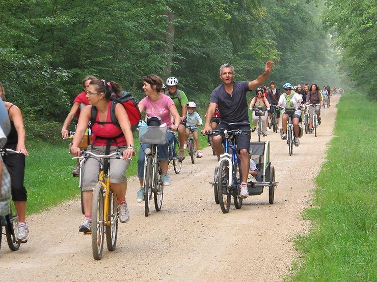10 « Échappées à Vélo » coups de cœur en Centre-Val de Loire