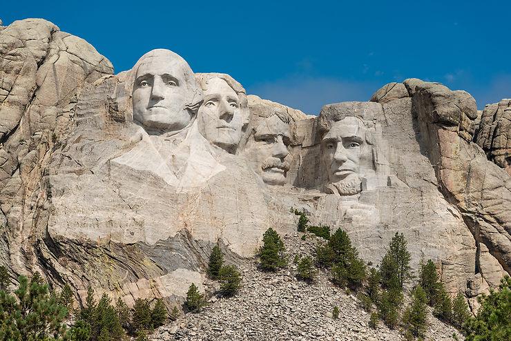 Mont Rushmore (Dakota du Sud)