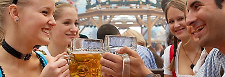 Oktoberfest, la fête de la bière à Munich