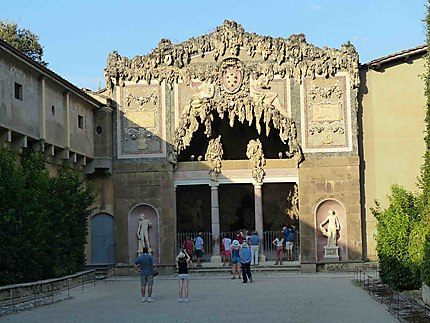 Grotte de  Buontalenti - Palais Pitti
