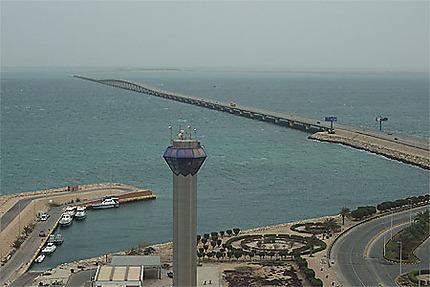 Frontière Bahreïn arabie saoudite