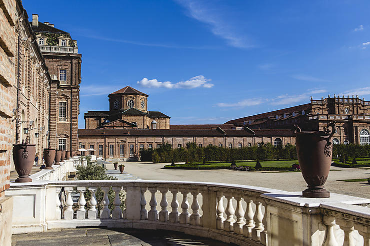 Autour du centre de Turin