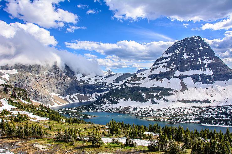 Parc national de Glacier (Montana)