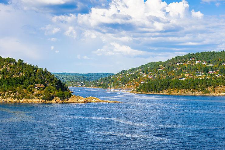 Excursions dans le fjord d'Oslo