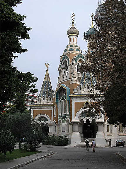Cathédrale russe