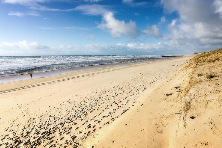 Mimizan et Biscarrosse, les Landes à la plage