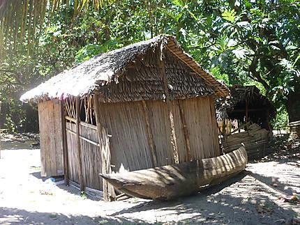 Style de maison du village