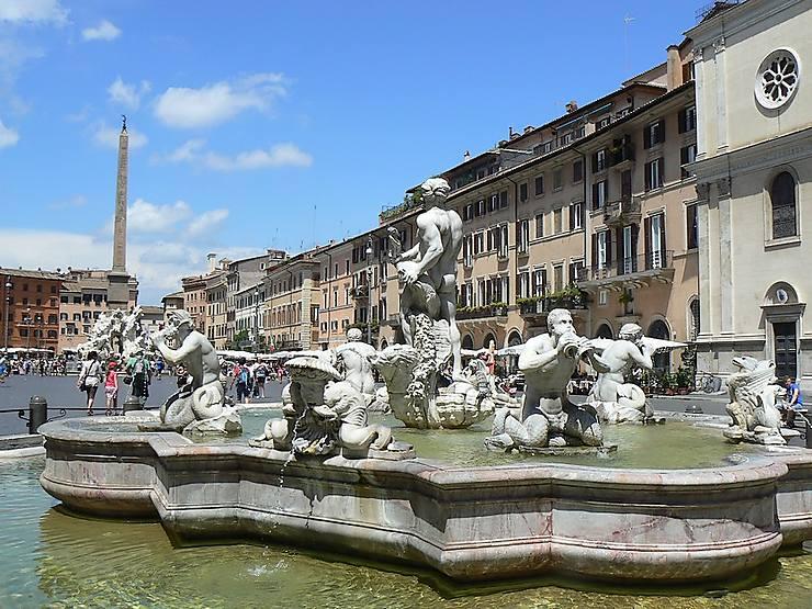 3 - Rome