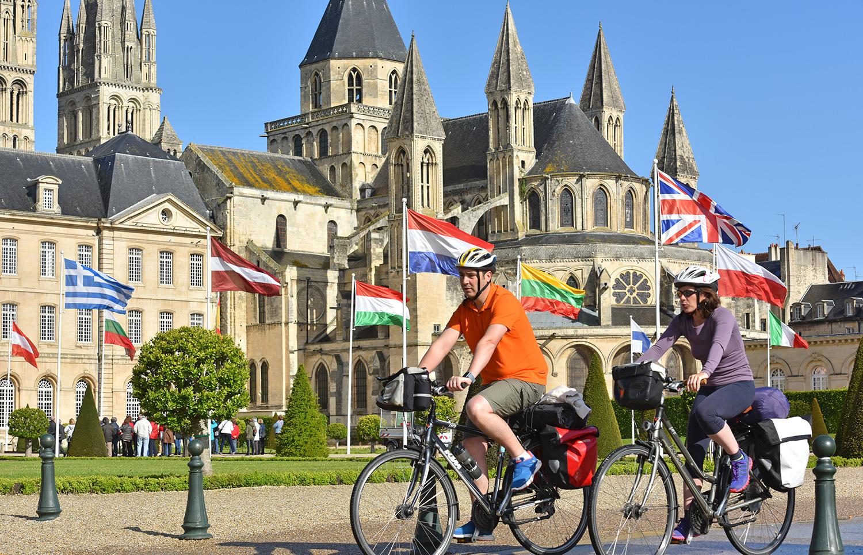 Normandie Explorer Le Calvados A Velo Routard Com