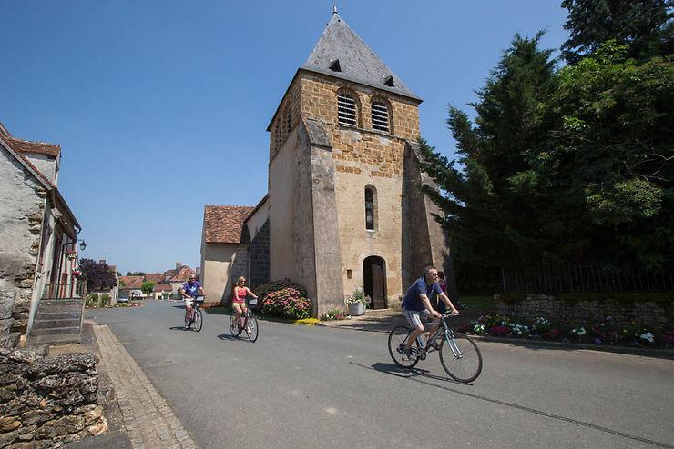 Fête du vélo dans le Parc naturel régional de la Brenne