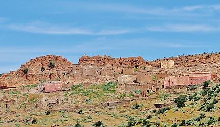 Village de l'Anti Atlas