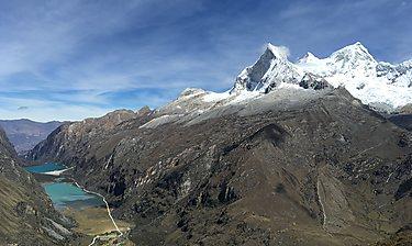 Cordillère Blanche (Cordillera Blanca)